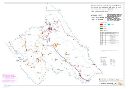 I21 Mapa de ruido termo municipal D